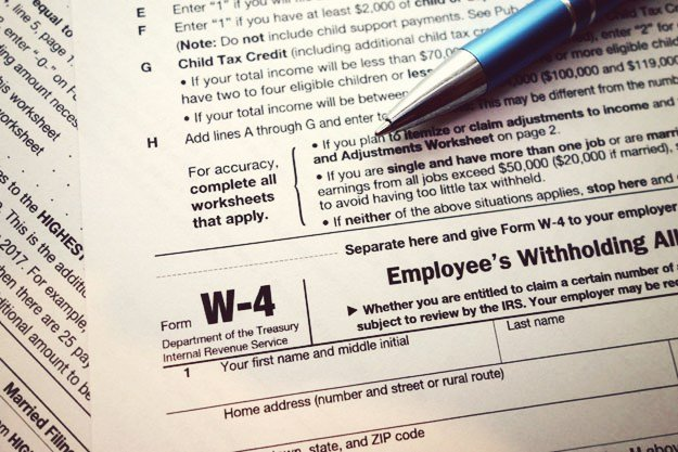 What is a Federal Income Tax Withholding? | Taxes Taken Out Of Paycheck: Everything You Need To Know | Internal Revenue Service