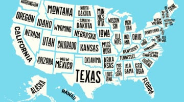 US map | Sales Tax Calculators By State 2018 | Tax Relief Center | sales tax calculator | sales tax by state | Featured