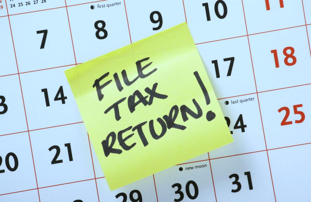 hand written reminder file tax return | IRS Rules on Gifts | gift tax return