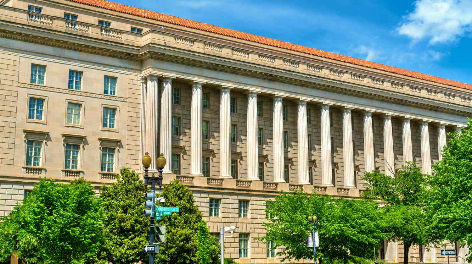 Feature | IRS building Washington DC | Understanding the IRS Collections Process To Quickly Resolve Taxes | Irs collects taxes