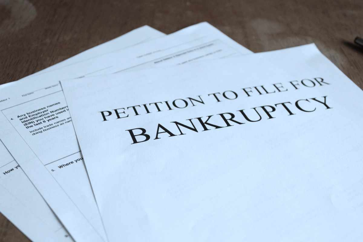 petition form for bankruptcy | Reasons To Speak To A Tax Relief Specialist About Your Back Taxes ASAP | tax specialist